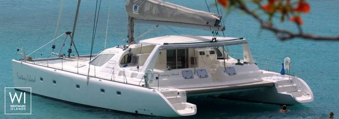 Voyage 500 Voyage Catamaran Exterior 1