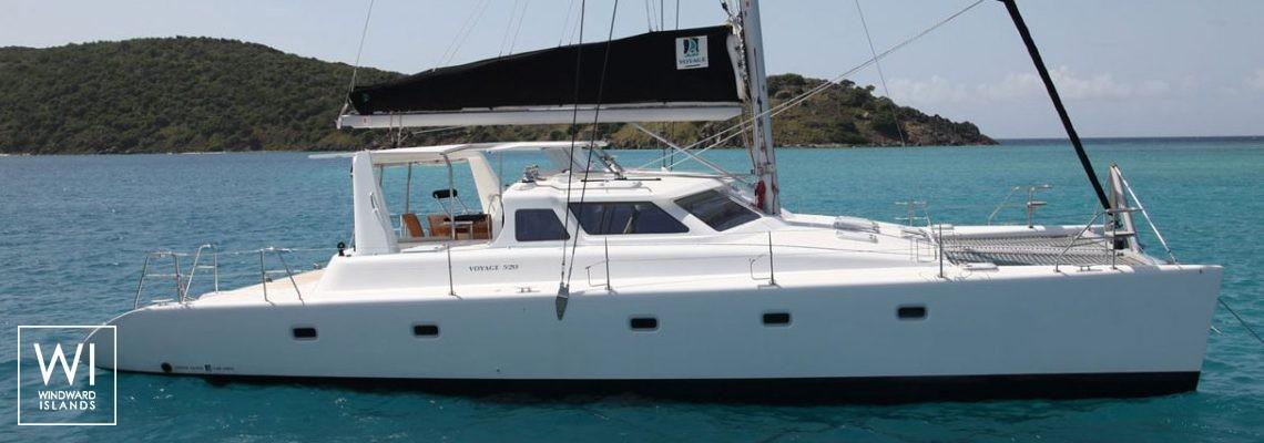 Voyage 520Voyage Catamaran