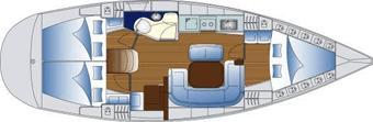Bavaria-yachts Bavaria 38 Layout 1