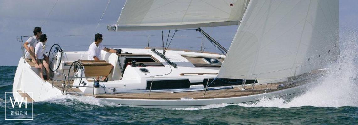 Dufour 375 Dufour Yachts Exterior 1