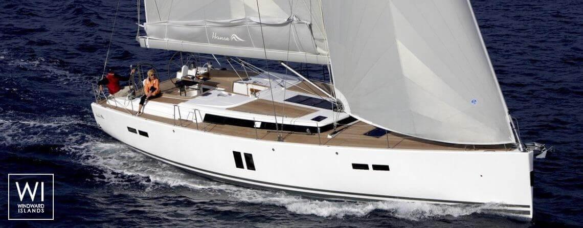 Hanse 545Hanse Yachts