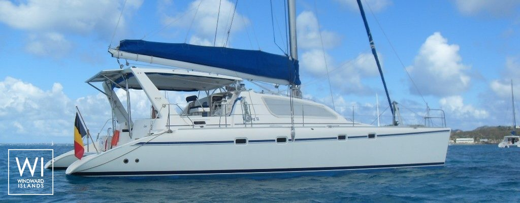 Madagascar - Athena 38Fountaine Pajot
