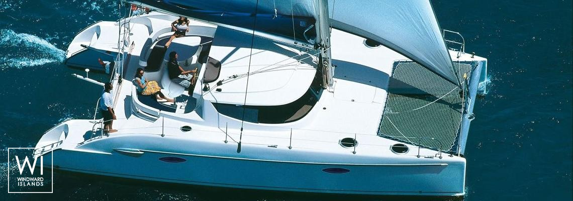 US Virgin Islands - Salina 48Fountaine Pajot