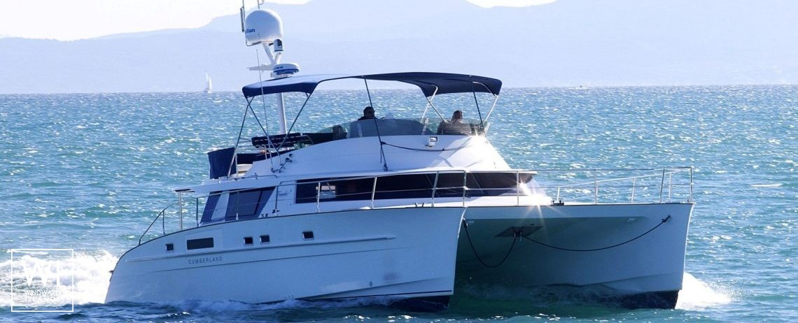 Whitsundays - Lipari 41Fountaine Pajot