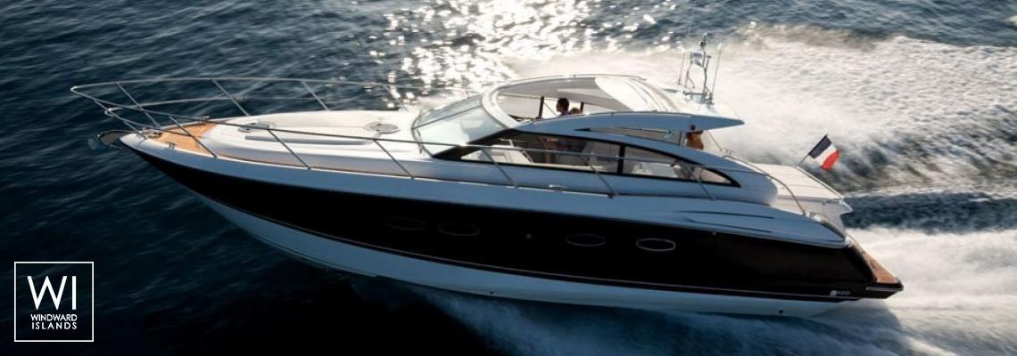 Princess V 42 Princess Yachts Exterior 1