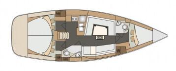 Elan-yachts Elan 40 Layout 1