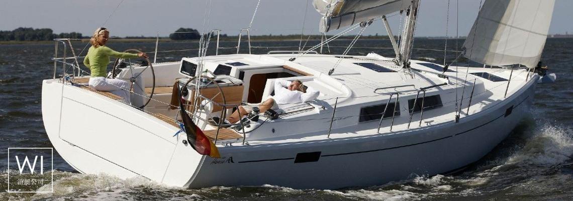Hanse 385 Hanse Yachts Exterior 1