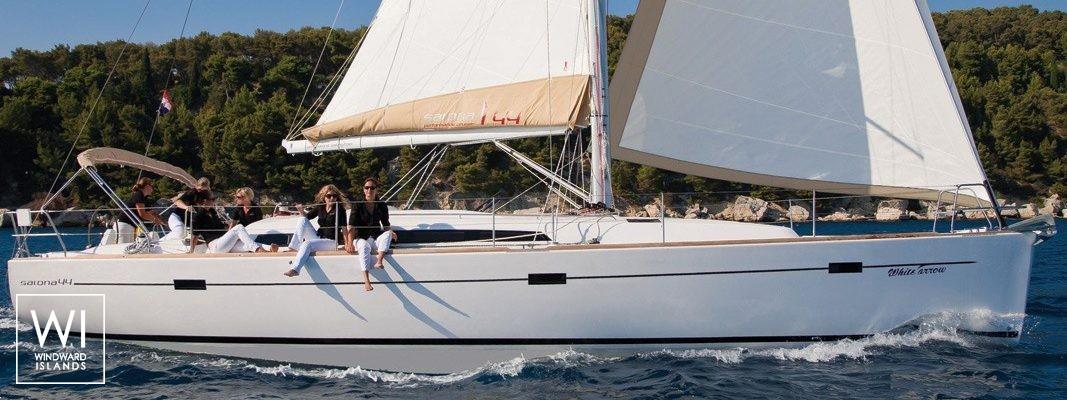 Salona 44 Salona Yachts Exterior 1