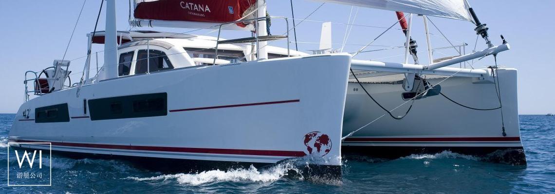 Catana 47 OC Catana Catamaran Exterior 1