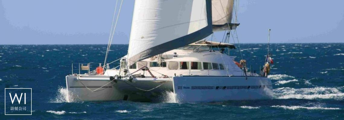 贝岛 - Marquises 56Fountaine Pajot