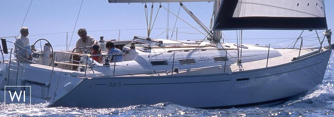 British Columbia - Dufour 425Dufour Yachts