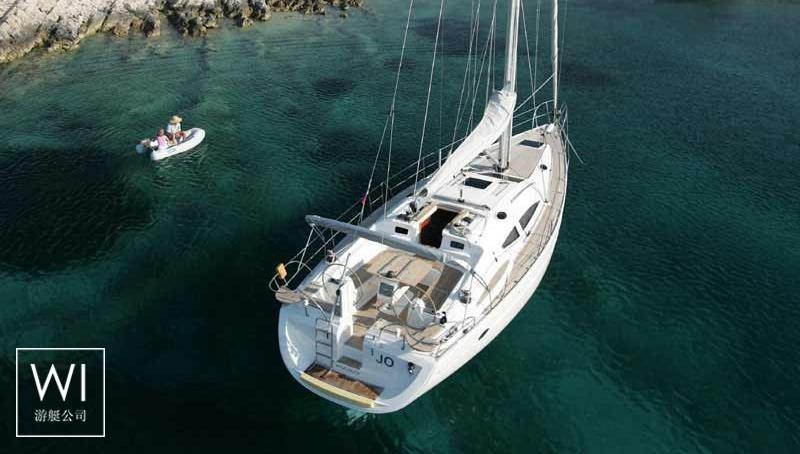 Elan 434 Impression Elan Yachts Exterior 1