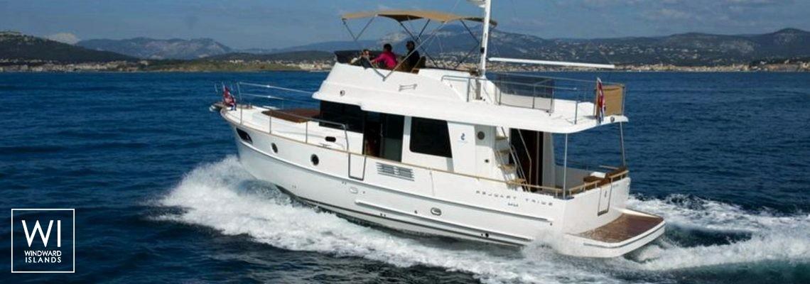 Beneteau Swift Trawler 42 Beneteau Exterior 1