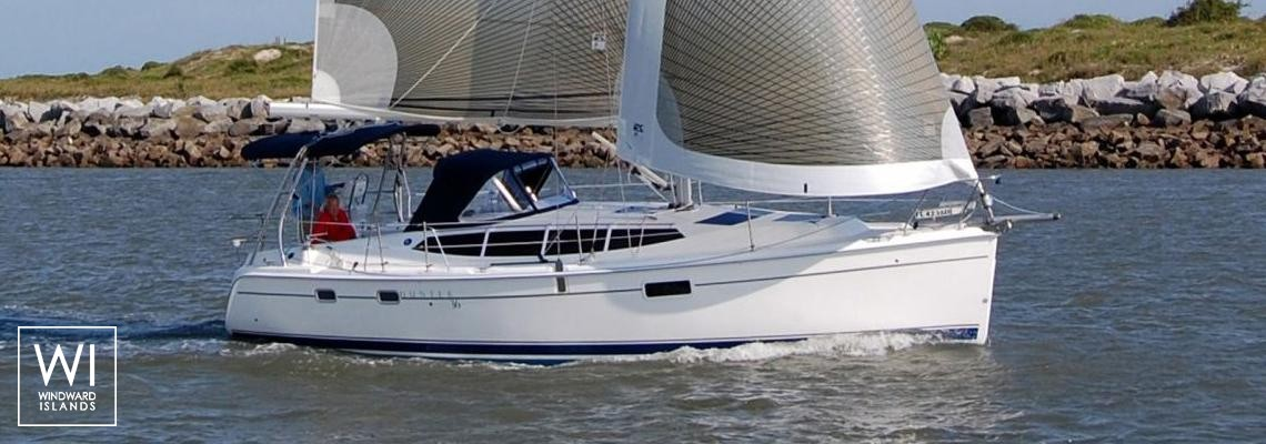 Hunter 36 Hunter Yachts Exterior 1