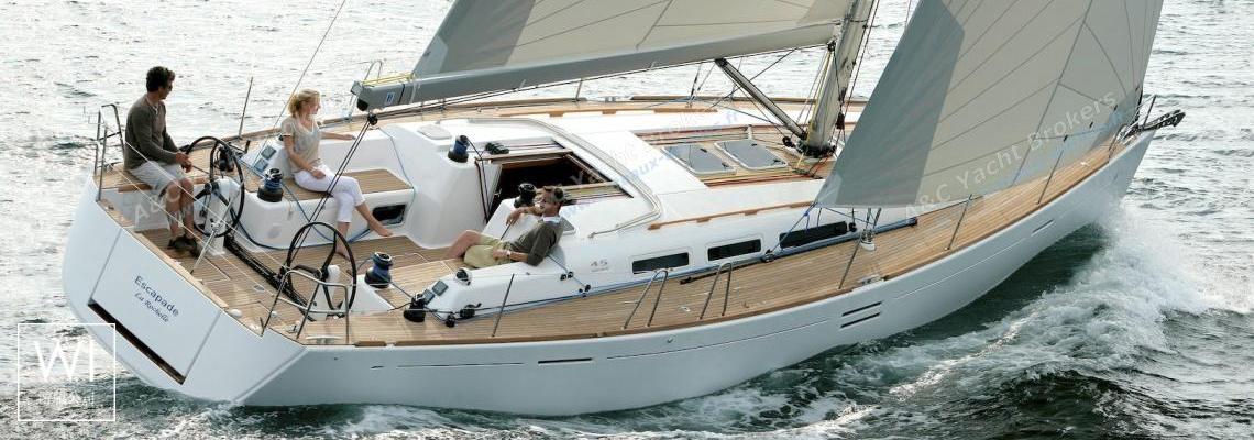 Dufour 45E Dufour Yachts Exterior 1