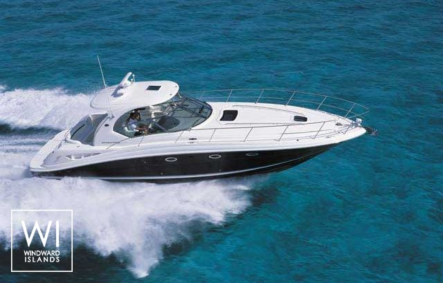 Sea Ray 455 Sundancer Sea Ray Exterior 1