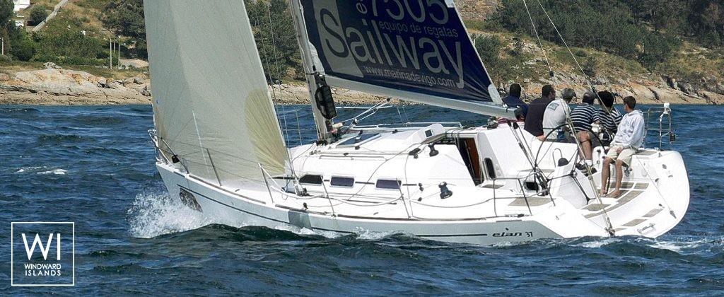 Elan 37 Elan Yachts Exterior 1