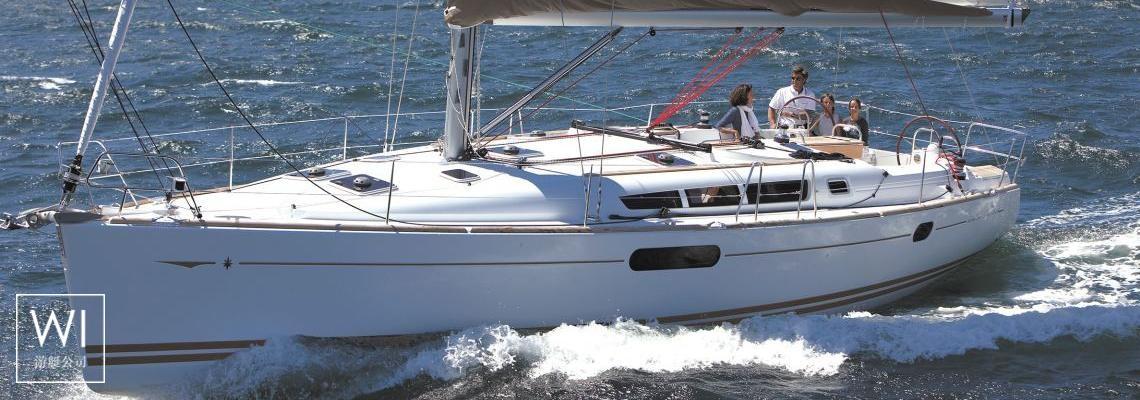 Sun Odyssey 44i Jeanneau Exterior 1