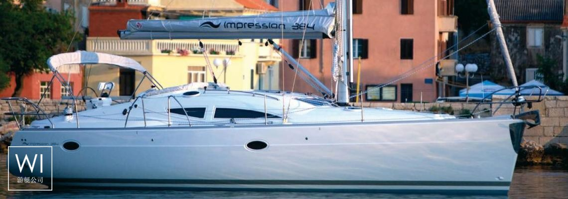 Elan 384 Impression Elan Yachts Exterior 1