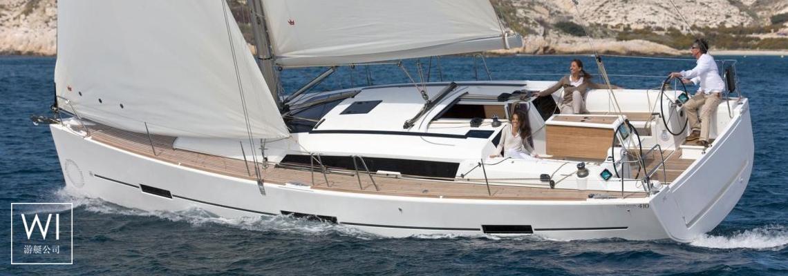 Dufour 410 Dufour Yachts Exterior 1