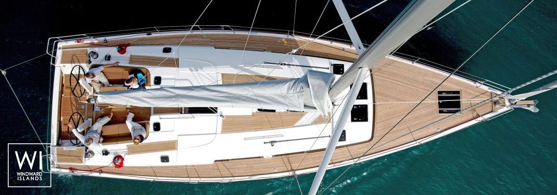 Hanse 495 Hanse Yachts Exterior 1