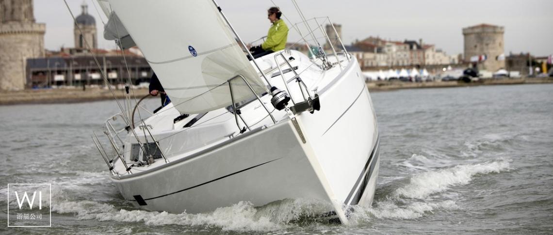 Hanse 375 Hanse Yachts Exterior 1