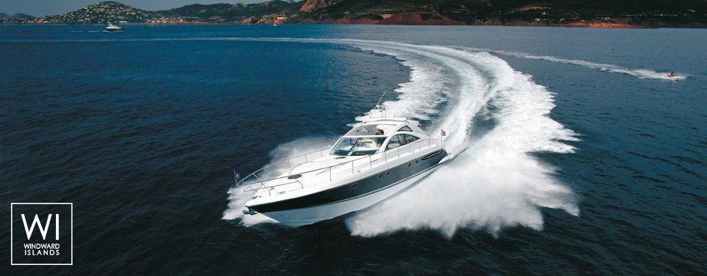 Targa 52 Fairline Exterior 1