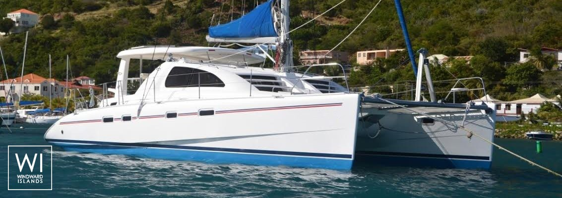 Granadinas - Maitai Sunreef Catamaran Sail 74'