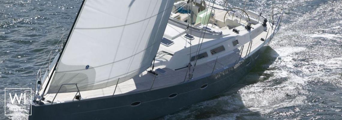 Hanse 531 Hanse Yachts Exterior 1