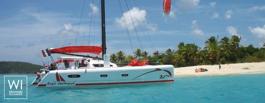 TS 50XL Catamaran