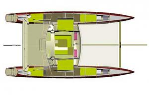 Xl-catamaran Ts 50 Layout 1
