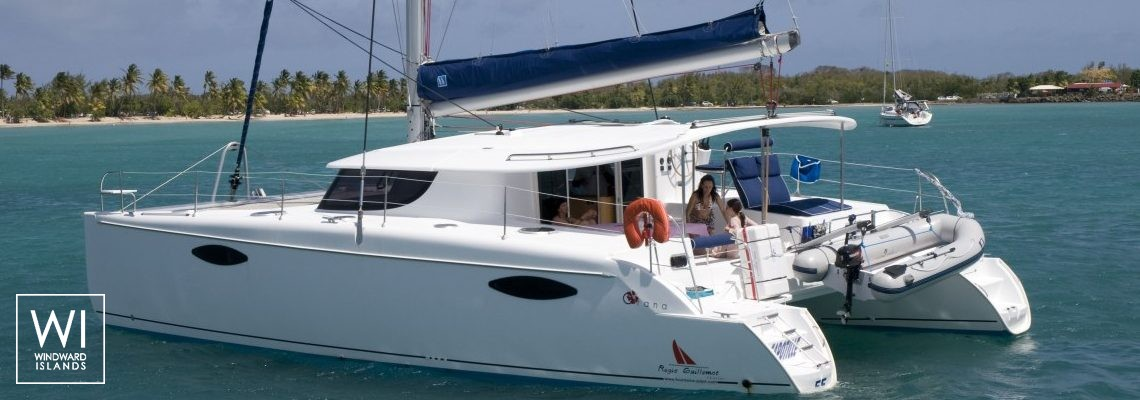 Oceano Pacífico - Magic Cat Multiplast Catamaran 25M