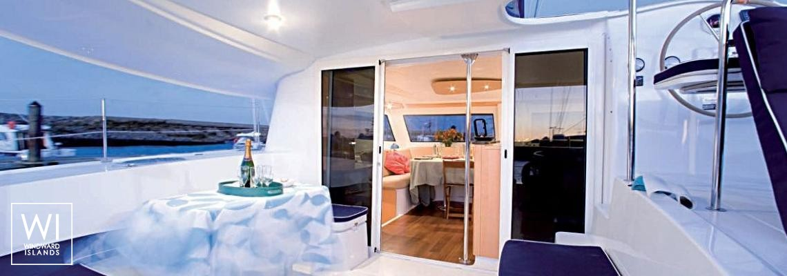 Fountaine-pajot Orana 44 Interior 1