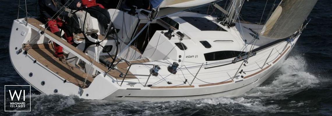 Elan 410 Elan Yachts Exterior 1