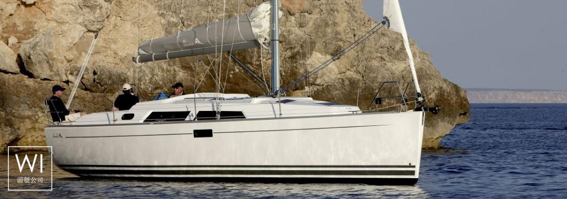 Hanse 350 Hanse Yachts Exterior 1