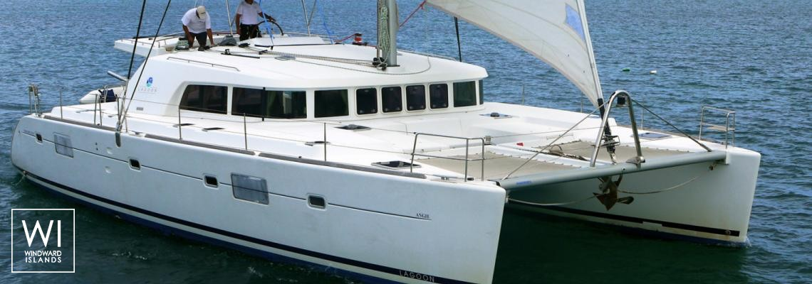 Spain - Ipharra Sunreef Catamaran Sail 102'