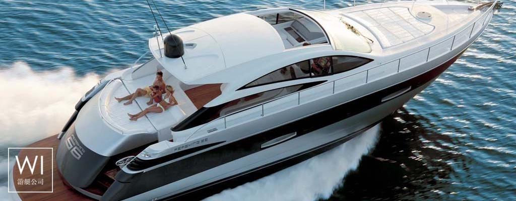 Pershing 56 Pershing Yachts Exterior 1