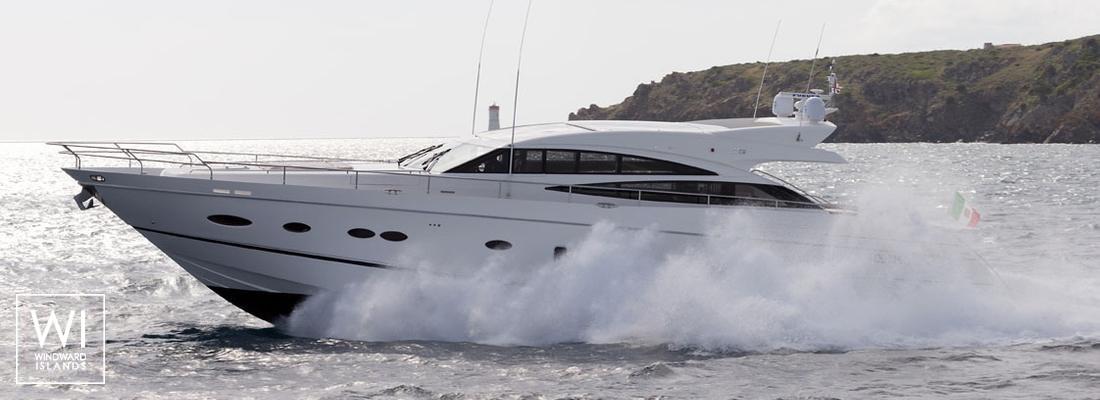 Princess V 78Princess Yachts
