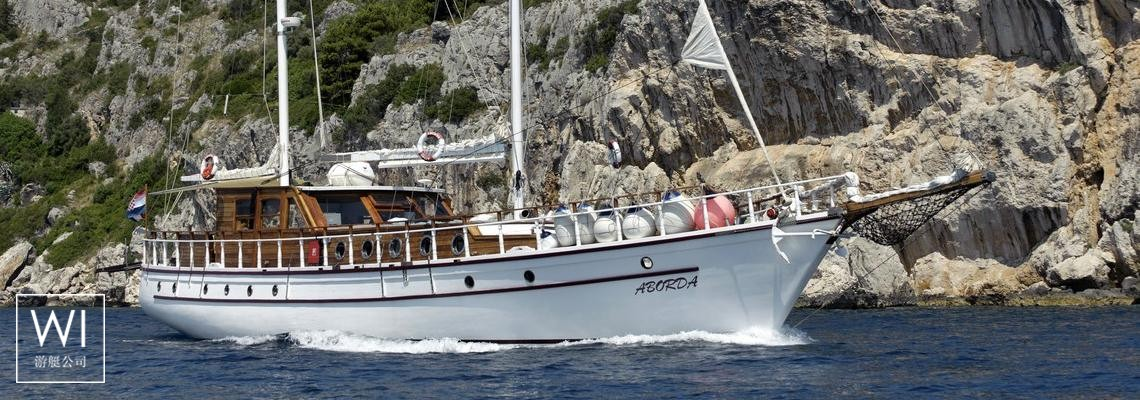 - ADC 30M Turkish Gulet Exterior 1
