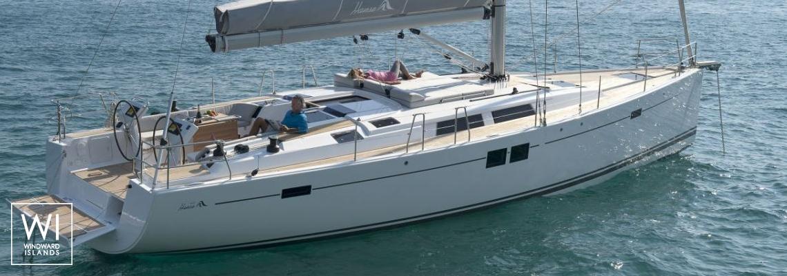 Hanse 505 Hanse Yachts Exterior 1