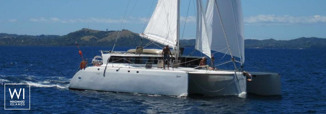 Nosy Be - Marquises 56Fountaine Pajot