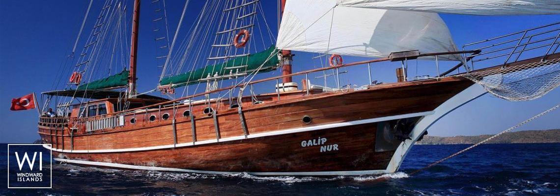 Galip Nur Turkish Gulet - GNT 30M