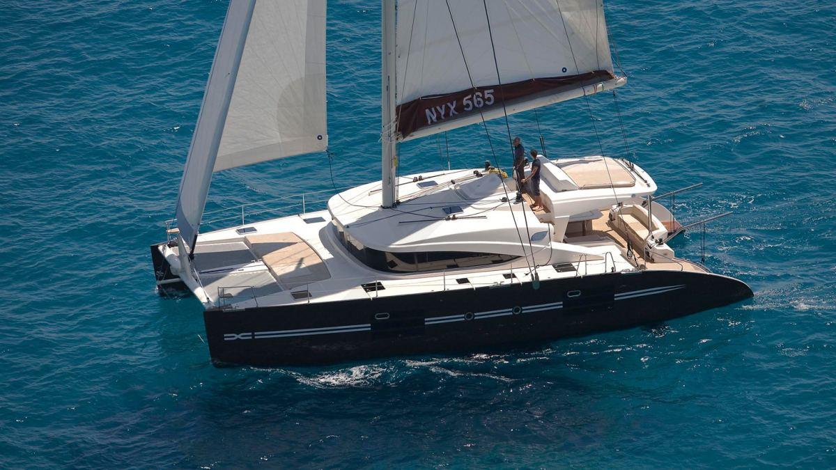 NYX 565NYX Catamaran