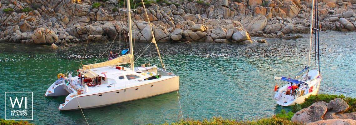 Nautitech 435 Nautitech Catamaran Exterior 1