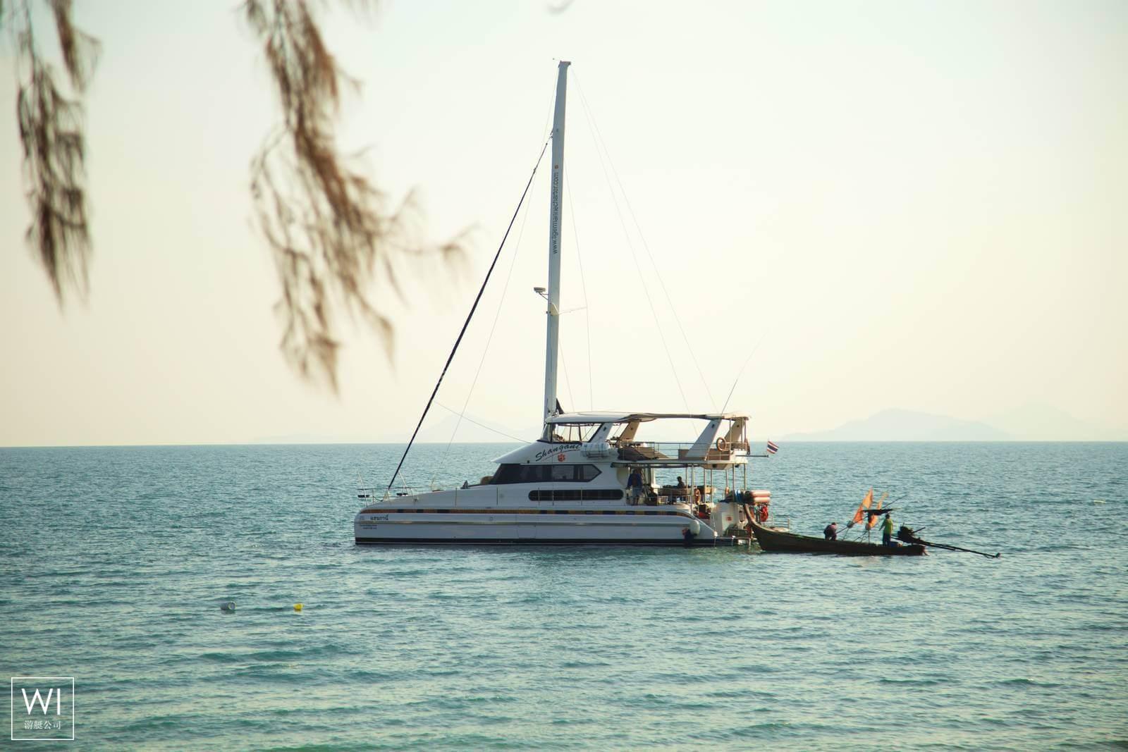 SHANGANI Custom Catamaran 70