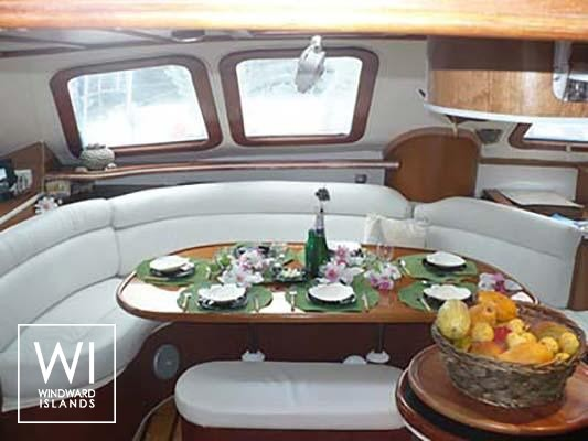 Custom Catamaran 43 Interior 6