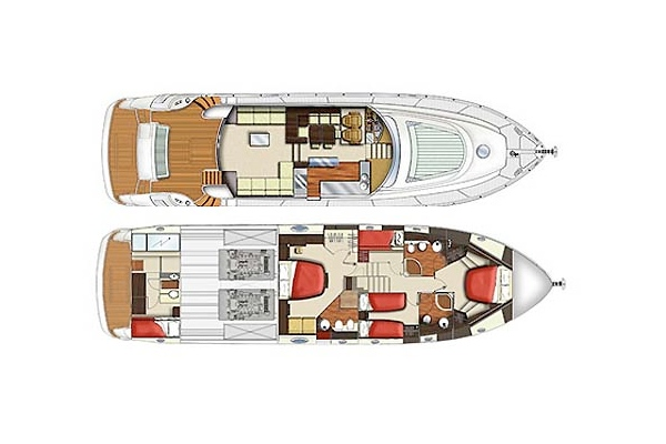 Aicon-yachts Aiconfly 64 Layout 1