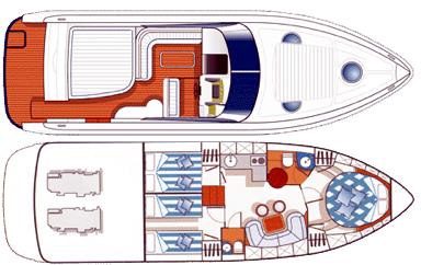 Airon-marine Airon 4300ttop Layout 1