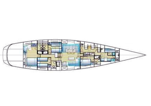 Nautors-swan Yacht 90 Layout 1
