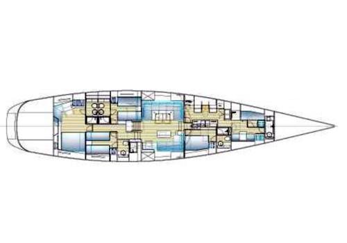 Nautors-swan Yacht 90 Layout 1
